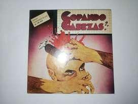 Vinilo Copando Cabezas Original 1982
