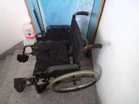 silla especial plegable