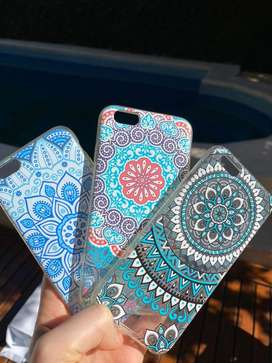 Fundas iphone 6.  3x$350
