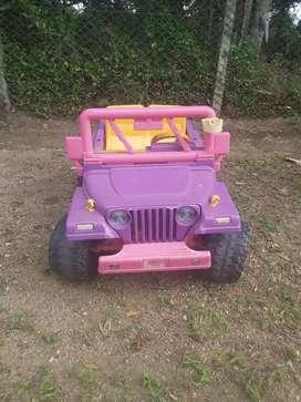 Jeep fisher dora