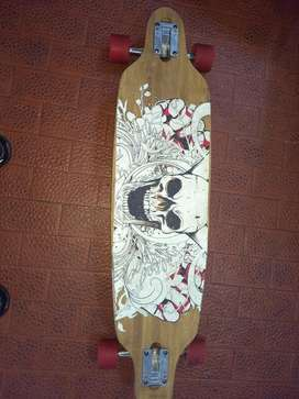 Longboard impecable.
