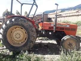 Vendo tractor same mercury 85