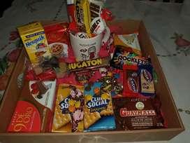 Cosas dulces y saladas