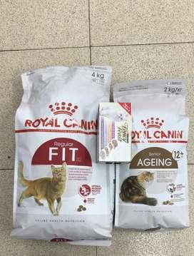 Royal Canin para Perros y Gatos