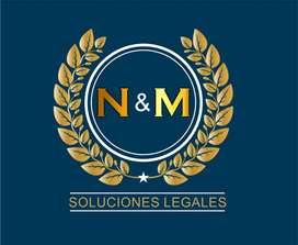 Se necesita contratar un abogado  con experiencia