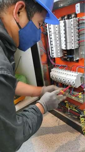 Certificaciones,fugas de corriente Electricista,pozos a tierra