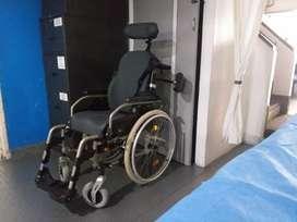 Camas hospitalarias y sillas neurologícas