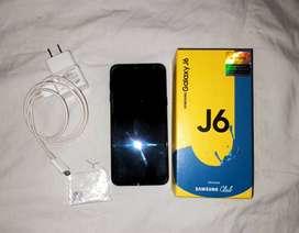 Samsung Galaxy J6 (Usado-Como nuevo)