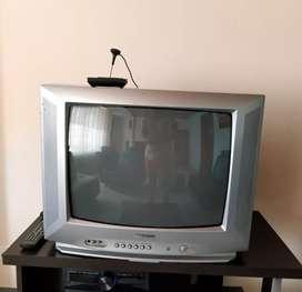 """Televisor convencional 21"""""""