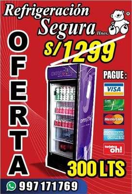 OFERTA- REBAJADO VISICOOLER 300 LT // CUALQUIER MEDIO PAGO