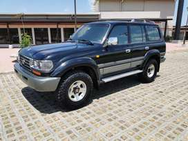 Vendo Toyota Land Cruiser 96 1HZ