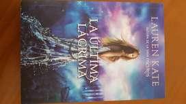Libro La Última Lágrima parte 1 de Lauren Kate