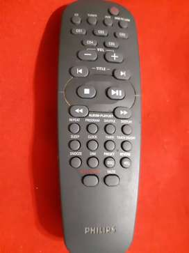 Control remoto de Audio Philips RC19532001/01