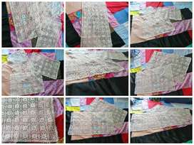 Carpetas crochet kit varios tamaños