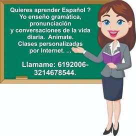 Para Extranjeros Clases de Español
