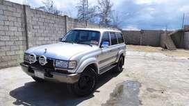 Toyota land cruiser año 97