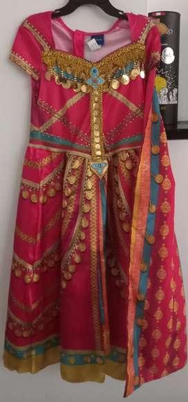 Disfraz princesa Jazmin deluxe