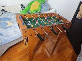 Futbolin en Madera o futbol en madera, Juego en Madera, Futbol