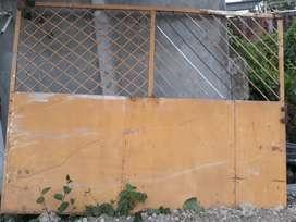 Porton de patio