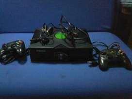 """Xbox Tradicional + Tv Samsumg de 21 """" Pantalla Plana"""