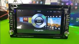Radio para Carro Full Touch Android