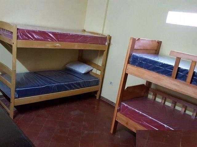 Hospedaje trabajadores Estudiantes Universitarios Varones en Habitacion Cuadruple en San Martin. 0