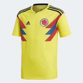 Camiseta Original Selección Colombia 2018