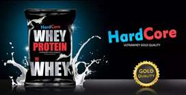 Whey protein 1 kg hardcore