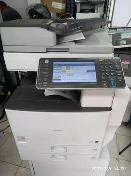 impresora fotocopiadora ricoh mp 5002