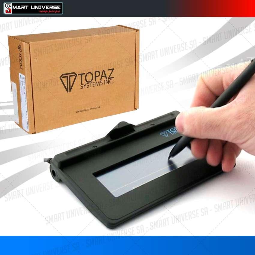 LECTOR DE FIRMA TS460 USB RESOLUCIÓN PAD 410 PPI TS460HSBR 0