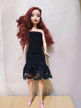 Vestido Barbie #2
