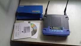 Wireless-g Access Point Linksys Wap54g