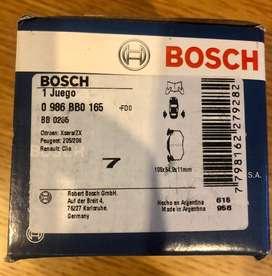 Pastillas Traseras BOSCH para Citroen Xsara Z/X Peugeot 205/206