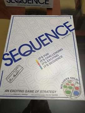 Juego de sequence