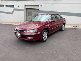 Peugeot 406 año 2001 con 135mil kms recorridos