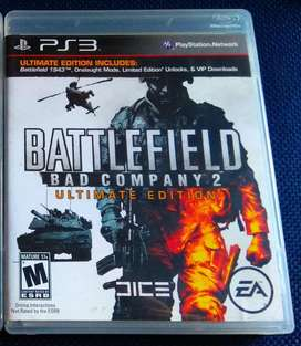Juego Battlefield 2 para play station 3 perfecto estado 10/10 ps3 con manual interno