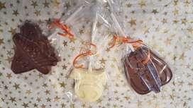 Colombinas de Chocolate, alusivas a Halloween