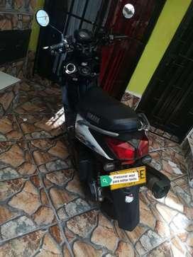 Se vende moto Bwis Fi modelo 2017