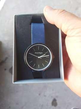 Reloj nuevo perla negra