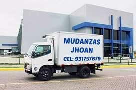 Servicio de mudanza Local,Nacional