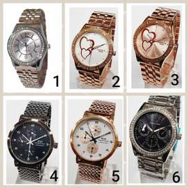 Relojes damas-caballeros