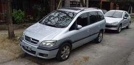 Chevrolet zafra gls 2.0  7 asientos cuero