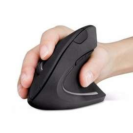 Mouse Inalambrico Vertical Ergonómico Óptico