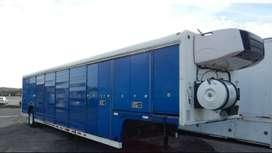 Trailer Semiremolque Refrigerado Para Transportar Bebidas