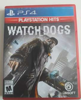 Videojuego PS4: Watch Dogs