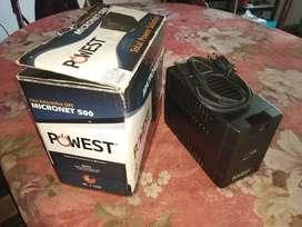 Se vende UPS de segunda  Nicomar 750va Micronet 750 Powest