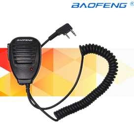 Microfono Para Handies Baofeng Universal Compatible Uv5r Bf