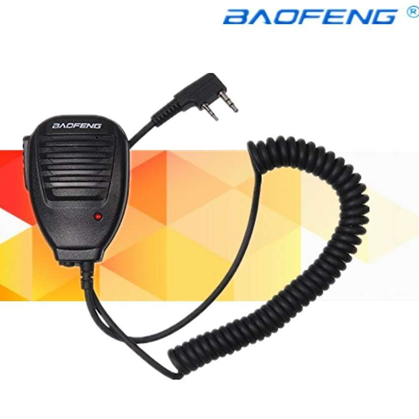 Microfono Para Handies Baofeng Universal Compatible Uv5r Bf 0