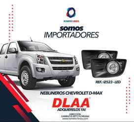 NEBLINEROS PARA TODO TIPO DE AUTO - MARCA DLAA - CHEVROLET D-MAX IZ523-LED.Somos importadores