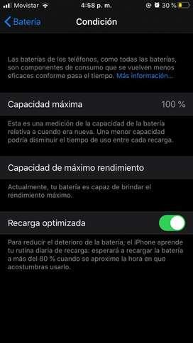 Iphone 7 rose gold de 32 gb